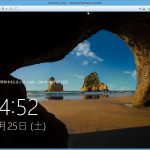Windows Server 2016評価版。インストール後の基本設定をしていく